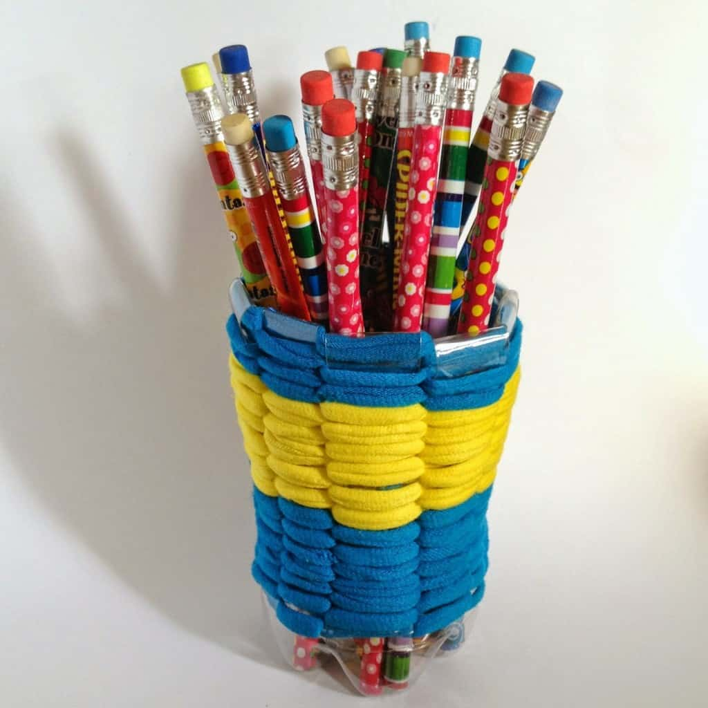 Recycled Pencil Holder - Twitchetts