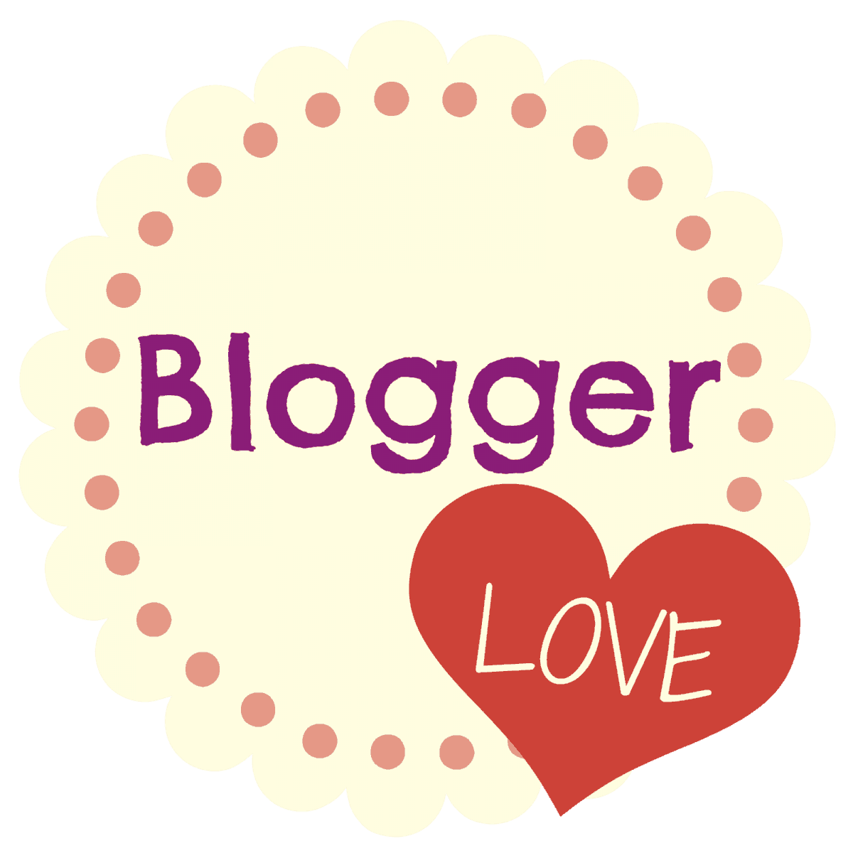 Sharing A Little Blogger Love