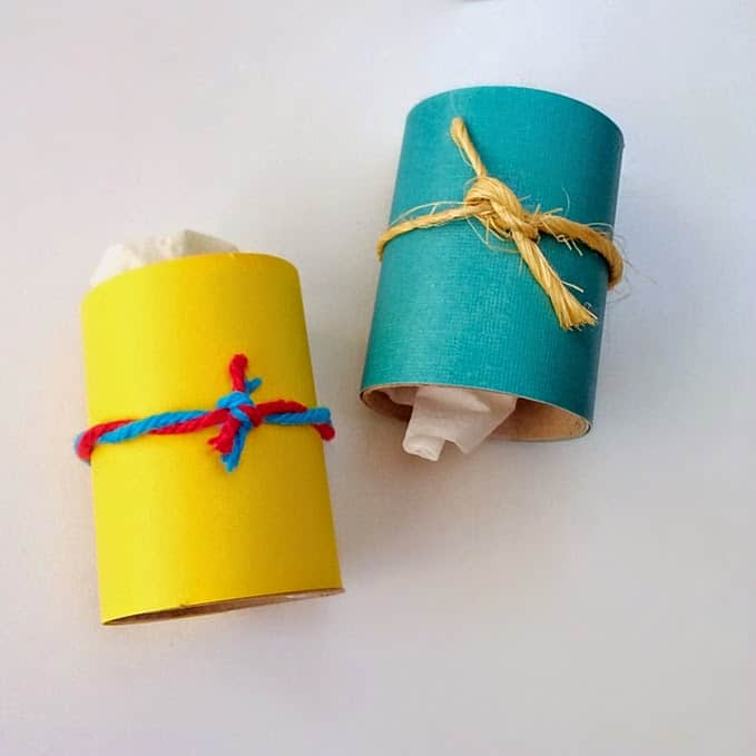 DIY Air Fresheners-Diffuse Essential Oils using simple toilet paper tubes. Great way to upcycle tp roles. Quick, Easy, and Inexpensive.
