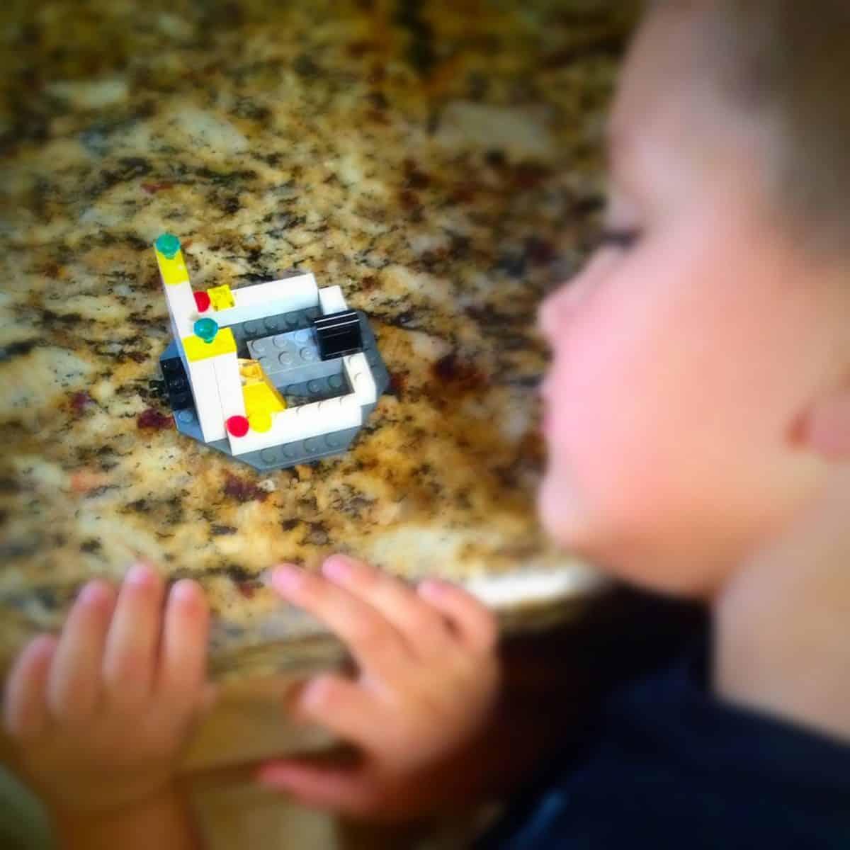 LEGO Master Builder Challenge