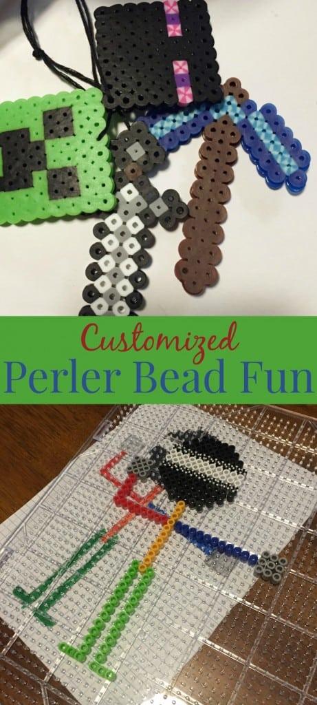 Customized Perler Beads