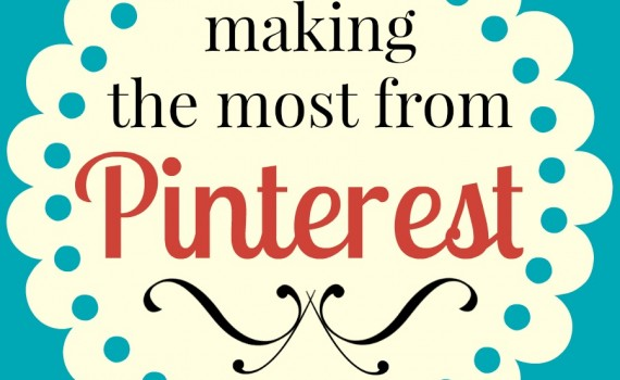 Twitchetts. The Pin Project - Making the Most from Pinterst - Tips and tricks to get Pinterest traffic up!