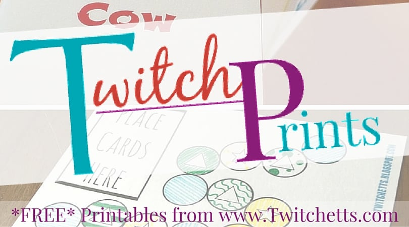 Twitch-Prints our Free Printables Archive