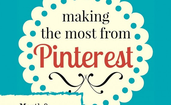 The Pin Project - Pin for Pin - December 2015 Monthly Pinterest series with tips and tricks for growing your pinterest traffic while starting from a very low number.