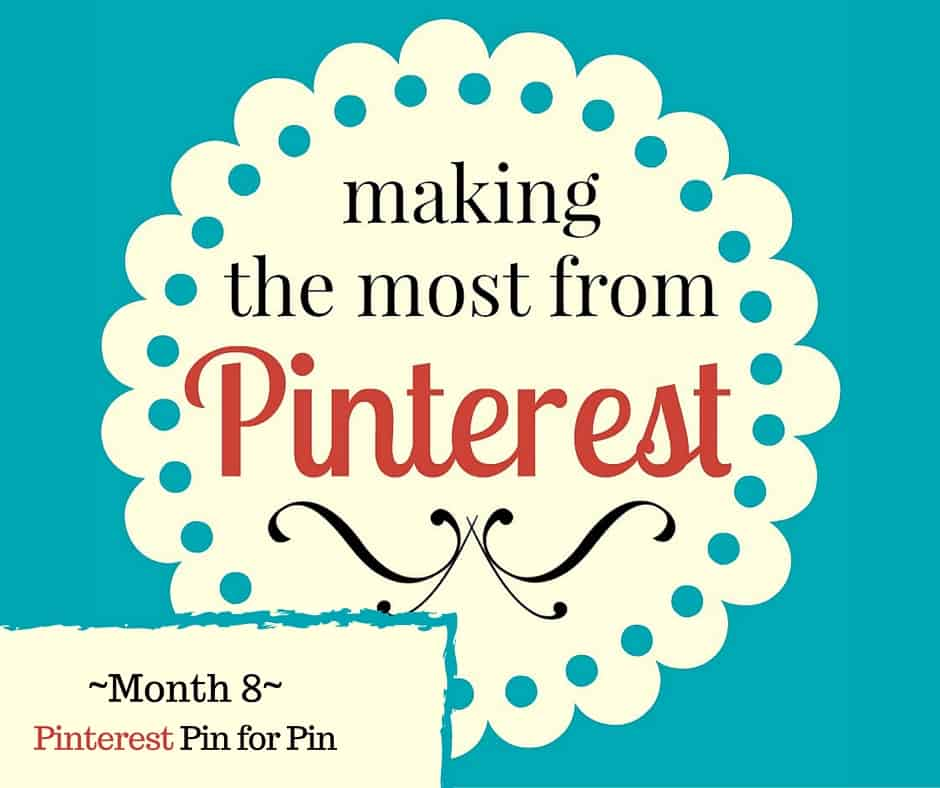 The Pin Project ~ Facebook Pin Groups