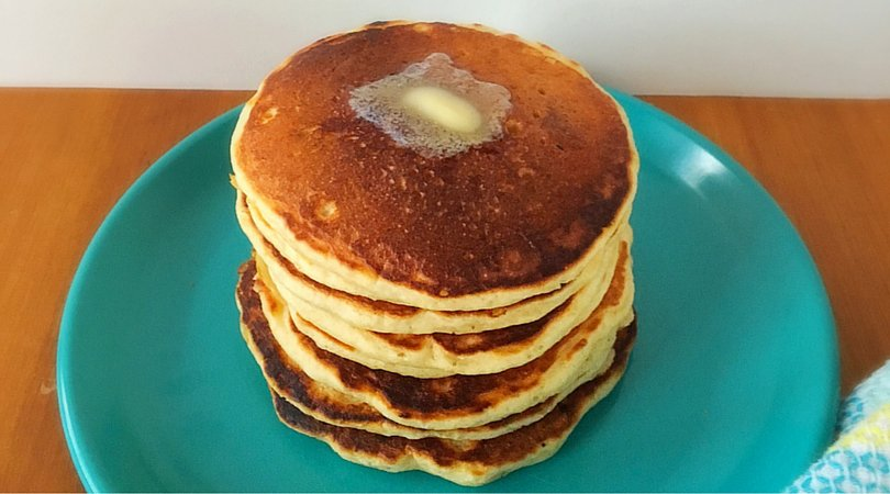 The Best Homemade Pancakes Recipe