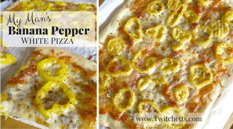 banana pepper pizza - photo #15
