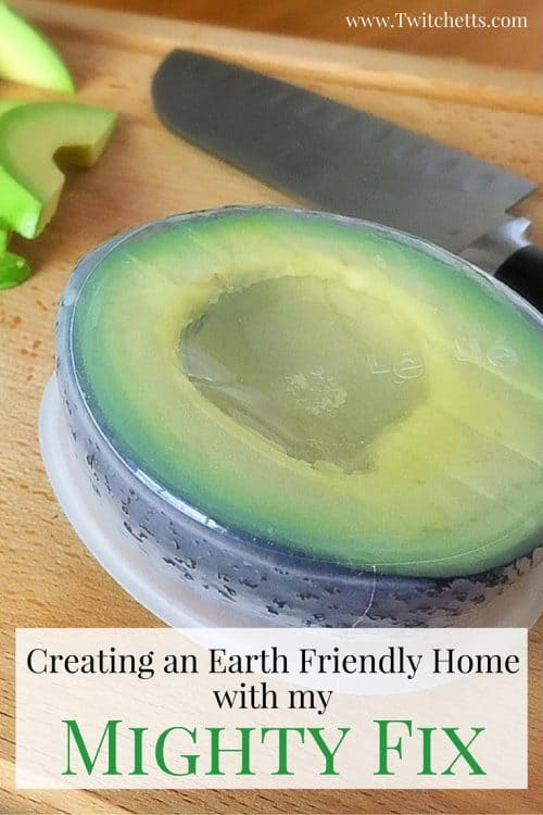 I'm using my mighty fix this Earth Day to help transition to a green home. Using sustainable products that arrive monthly.