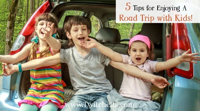How to make your next road trip with kids amazing
