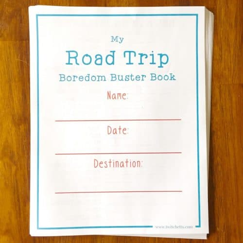 7 Pictures That Will Make You Want To Book A Trip: Road Trip Boredom Buster Book