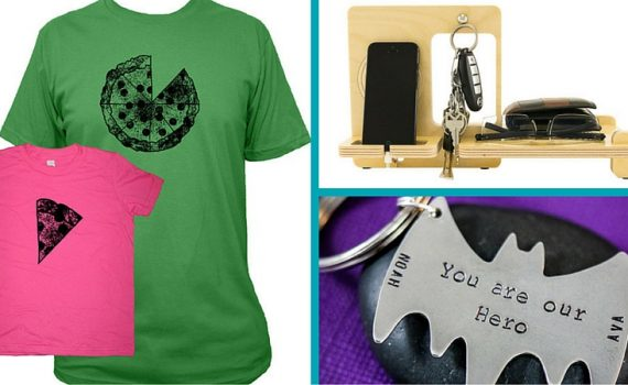 Unique Gifts for Dads-Finding the perfect gift idea for a father can be tricky. Whether it's Father's Day, his Birthday, or Christmas, you want to find the perfect present. Check out this roundup of fun gifts that the man in your life will love!