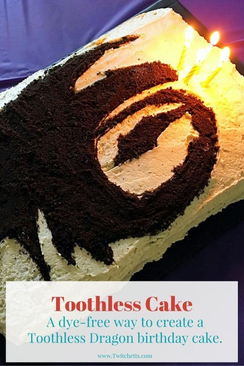 Toothless Cake from our Dragons: Race To The Edge party. A Netflix spin-off of How To Train Your Dragon. It was a fun dragon party that the kiddos loved at her birthday party