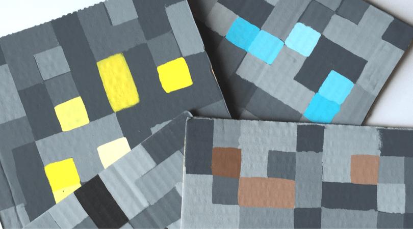 DiY MINECRAFT Bricks