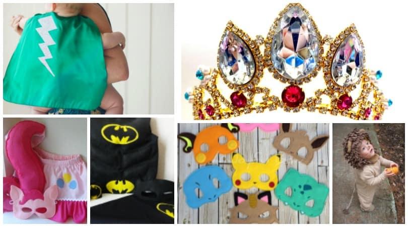 Handmade Halloween Costumes ~ An Etsy Roundup