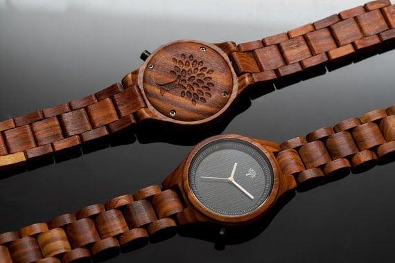 Wooden Watch // LuxWoods