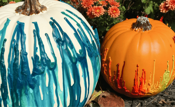 This year for Halloween put out a Teal Pumpkin and stock up on some non-candy treats. Make Halloween fun for all kids!