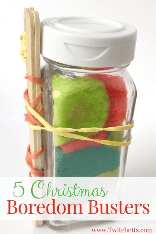 Check out these 5 Christmas Boredom Busters for your kiddos! These are quick and easy kids activities that you can pull out anywhere! These are fun for kids and are a great way to pass by time this holiday season.