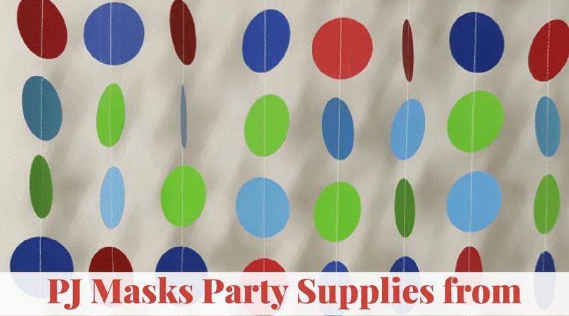 PJ Masks Birthday Party Ideas Roundup - Twitchetts