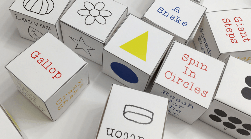 Dice Games For Kids ~ Printable Dice Pack