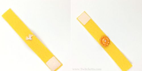 No Trolls Dress Up would be complete without a Hug Time Bracelet! Simple to make and the perfect accessory crafts for your Trolls Costume! Perfect for pretend play or a makes a great Trolls Party Favor!