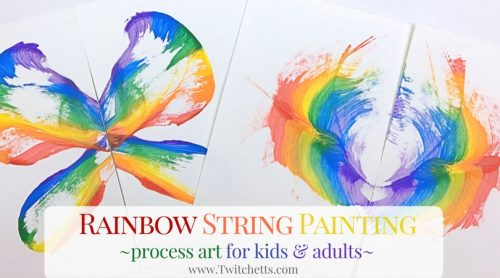 String Art For Kids Creates Beautiful Thread