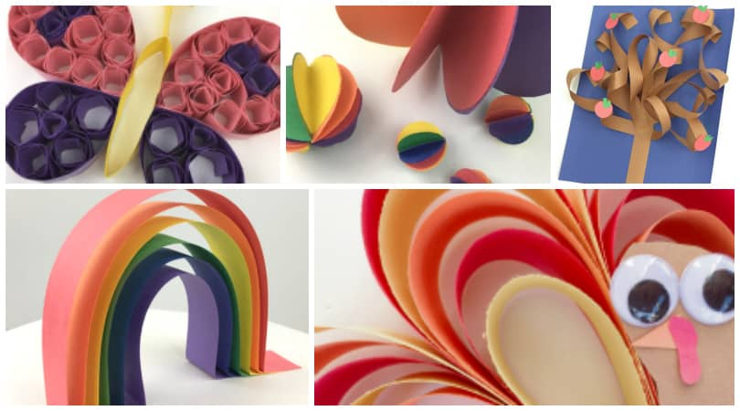 3d Paper Crafts For Kids Crafts That Will Make Your Kids