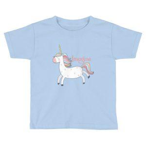 Imagine Unicorn Kids T-Shirt