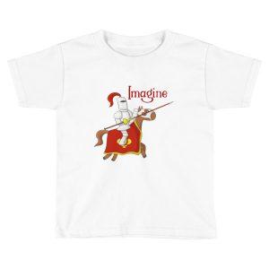 Imagine Knight Kids T-shirt
