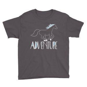 Adventure Horse Short Sleeve T-Shirt