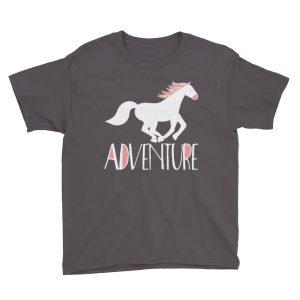 White Horse Adventure Short Sleeve T-Shirt