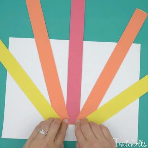 This Easy Paper Turkey Is A Fun And Cute Thanksgiving Construction Craft For Kids