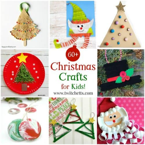 christmas crafts for kids roundup a collection of holiday crafts that kids can create