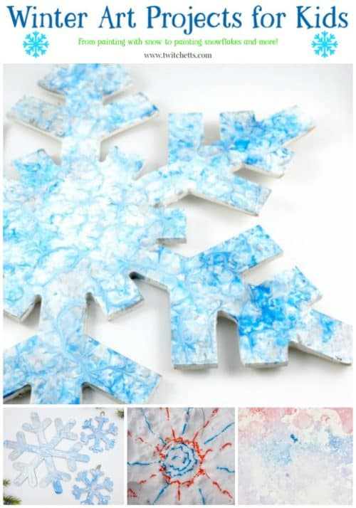 Winter Art projects are perfect for winter theme classroom projects, creative painting ideas, and playing in the snow. Get inspired with these art projects for kids.
