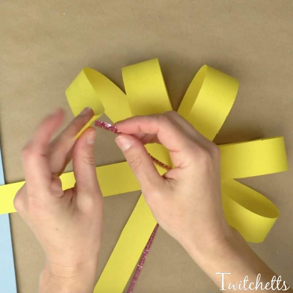 Giant paper flowers construction paper crafts for kids2018 03 09 create giant paper flowers with simple supplies and fine motor skills your kids will be jeuxipadfo Gallery