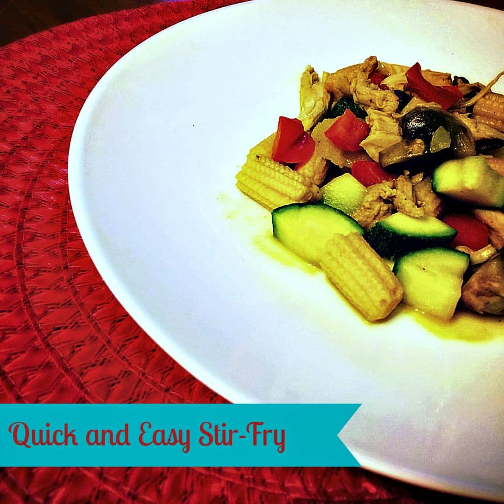 Simple Stir-Fry