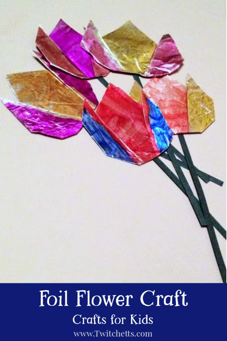 aluminium foil craft ideas