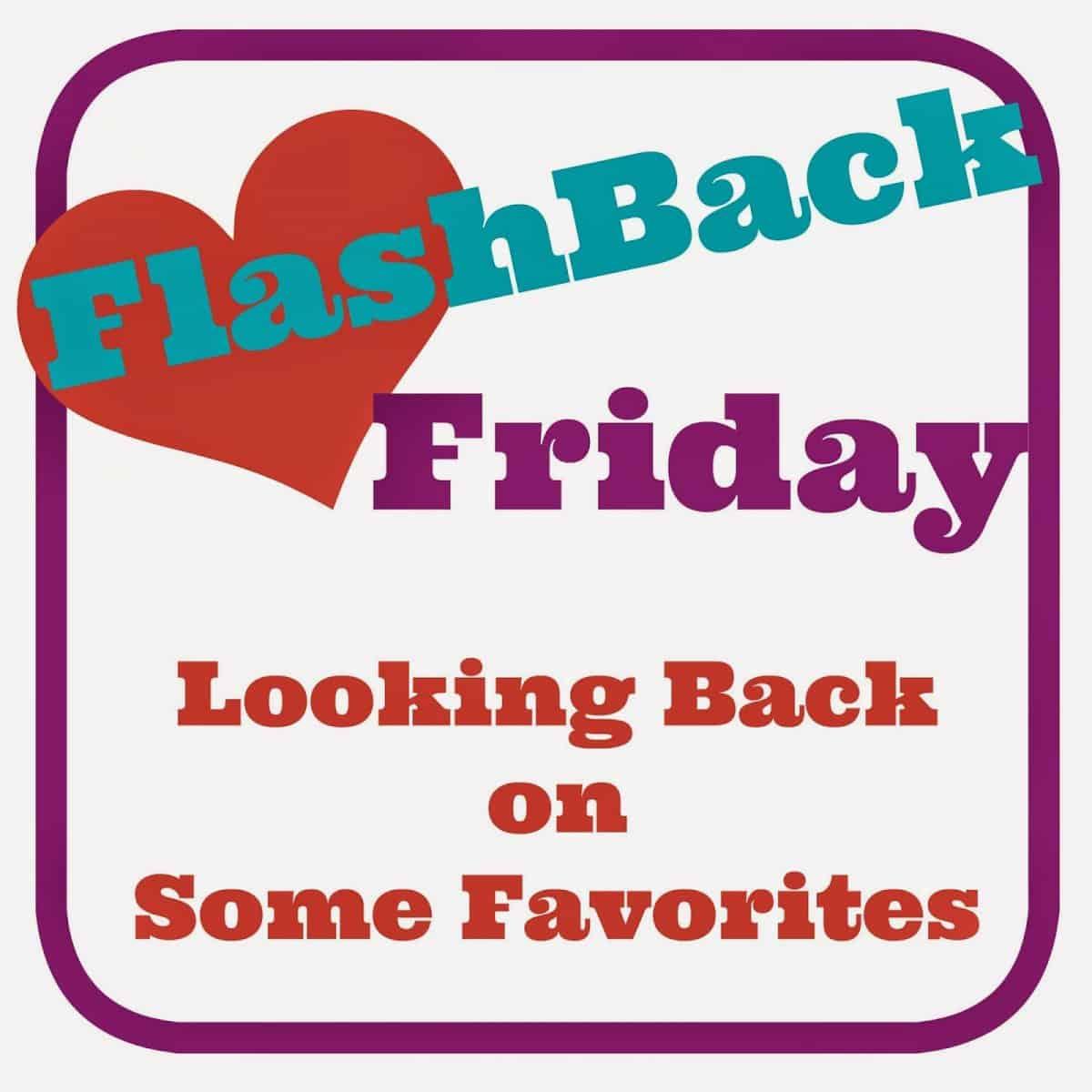 Flashback Friday