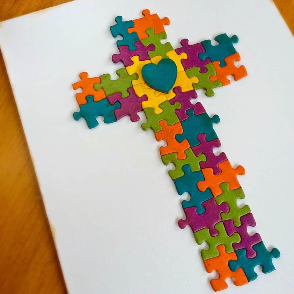 Puzzle Piece Art Twitchetts