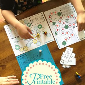DIY Game Creator Free Printable
