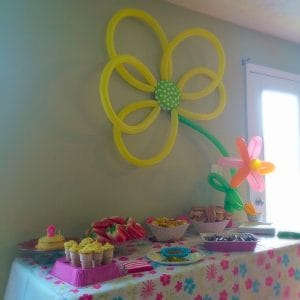 Summer Themed Birthday Celebration. Lots of fun party ideas!
