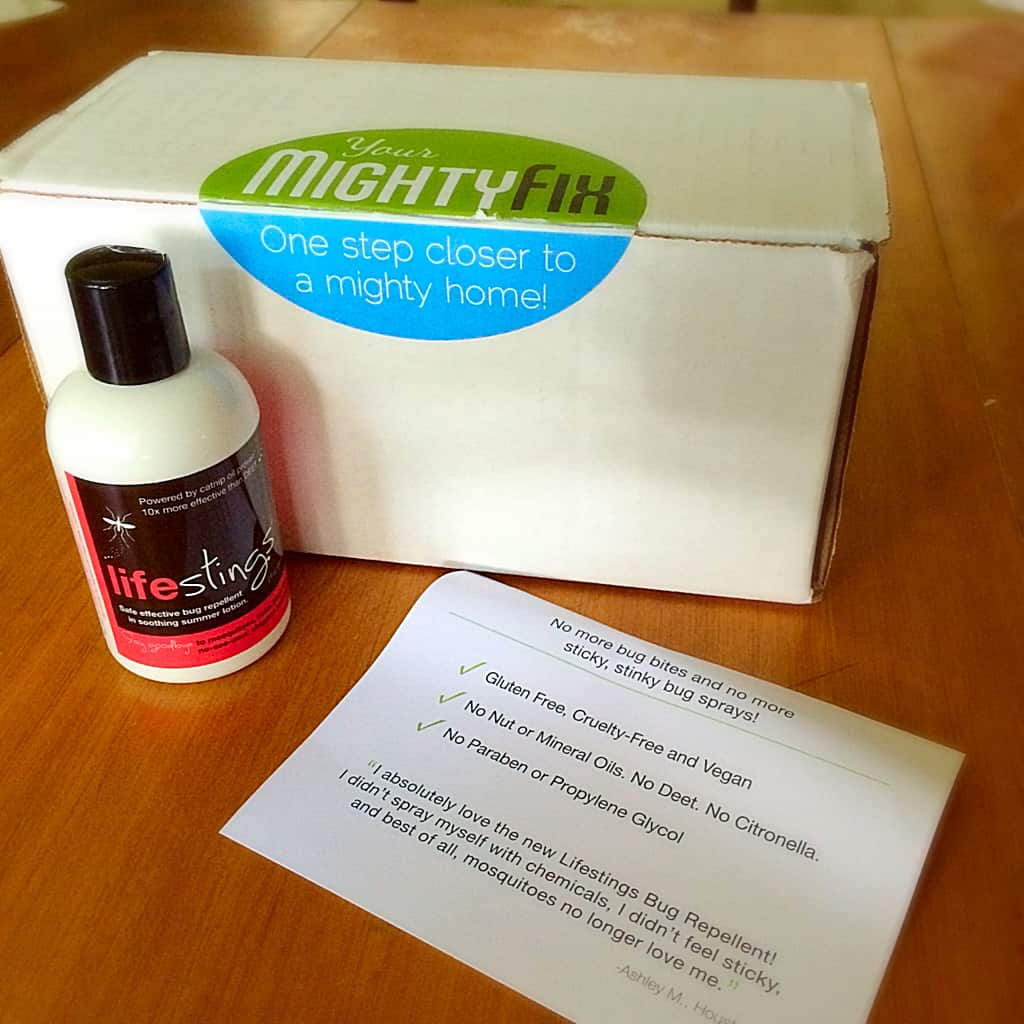 Mighty Fix from Mighty Nest - Bug Lotion