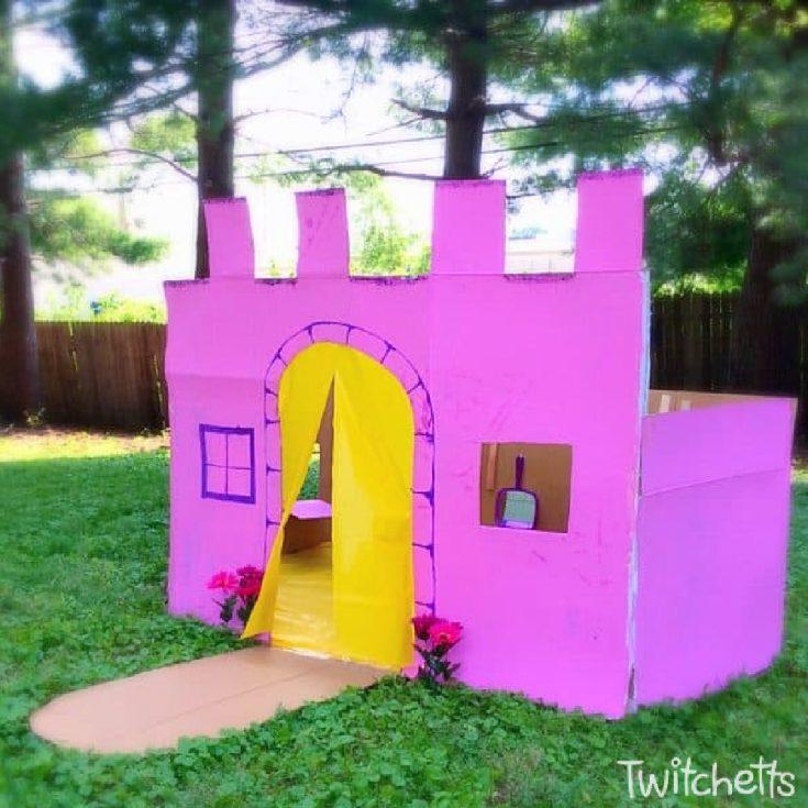 Cardboard Play Castle Tutorial