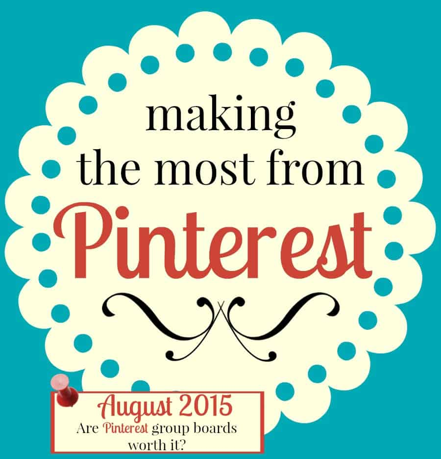The Pin Project – Are Pinterest Group Boards worth it?