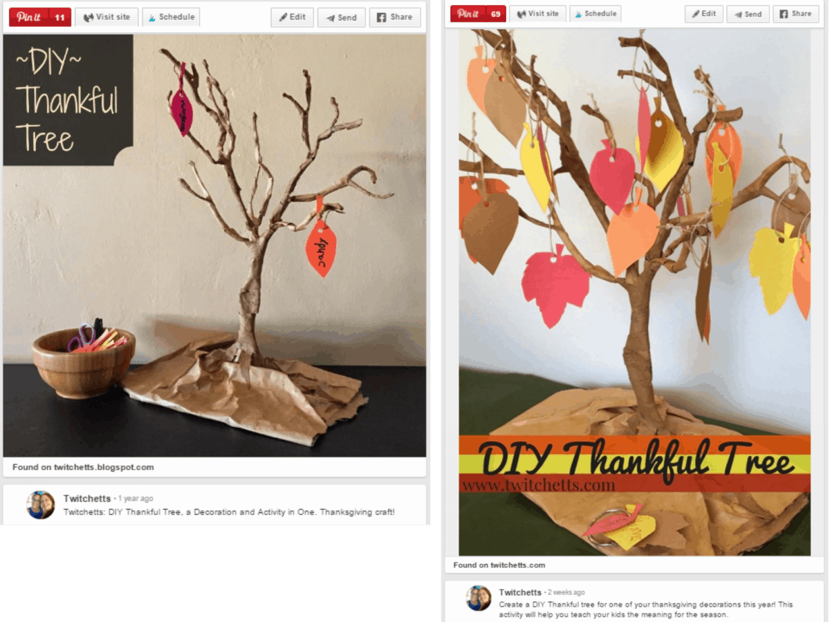 The Pin Project - Lets be popular on pinterest - October 2015