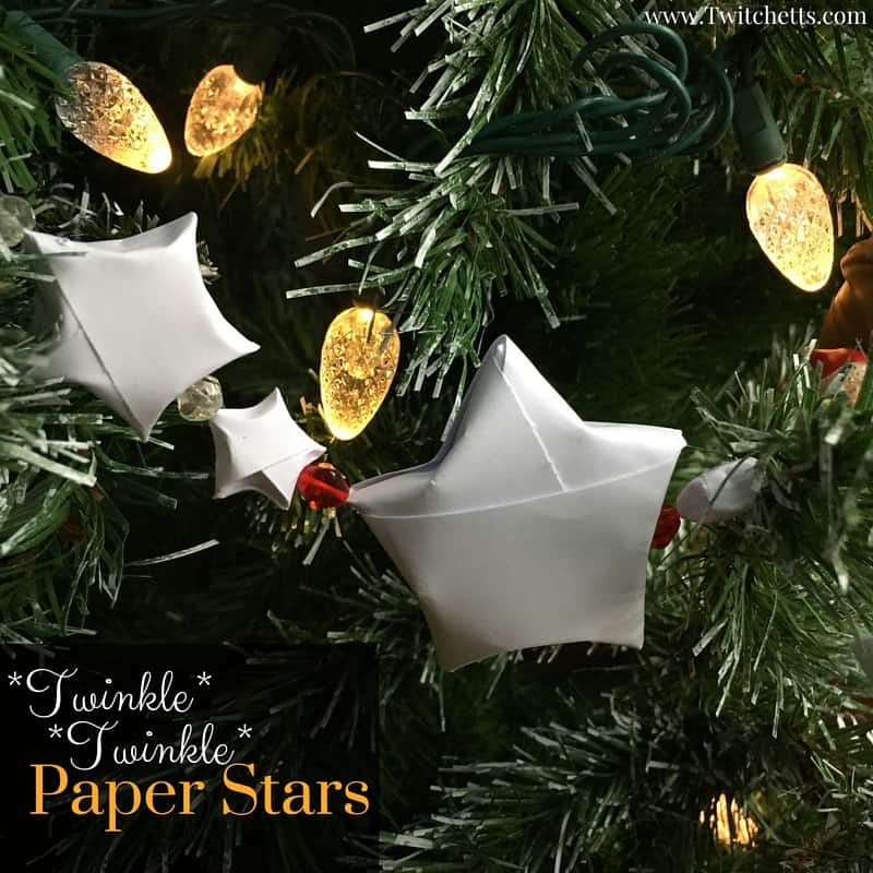 Have fun playing around with these cute little origami paper stars! For decoration, games, or learning activities. Includes Diy Video.