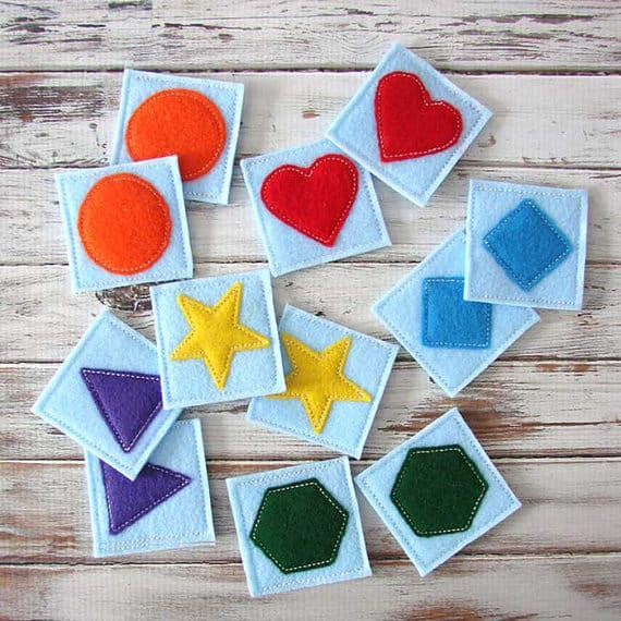 Felt Games // AnnsCraftHouse