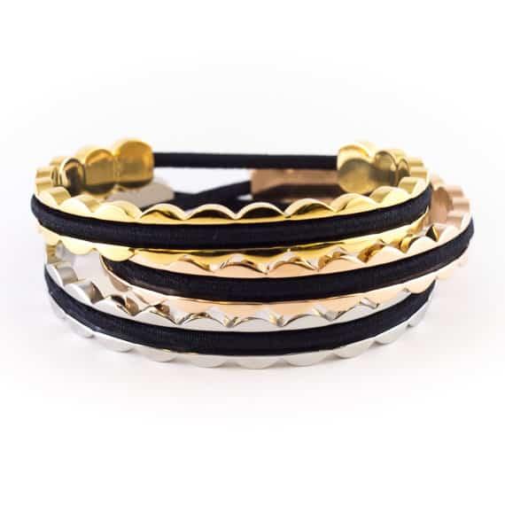 THair Tie Bracelets // BelaBracelets