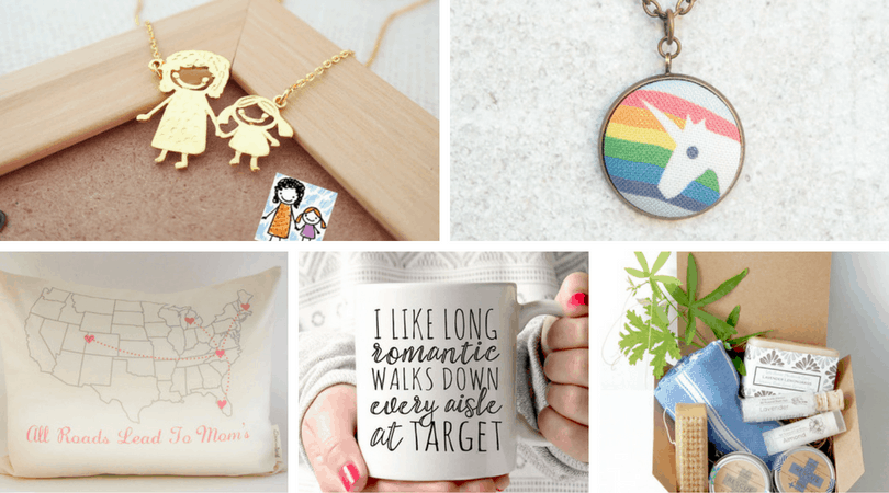 16 Handmade Gift Ideas for Moms