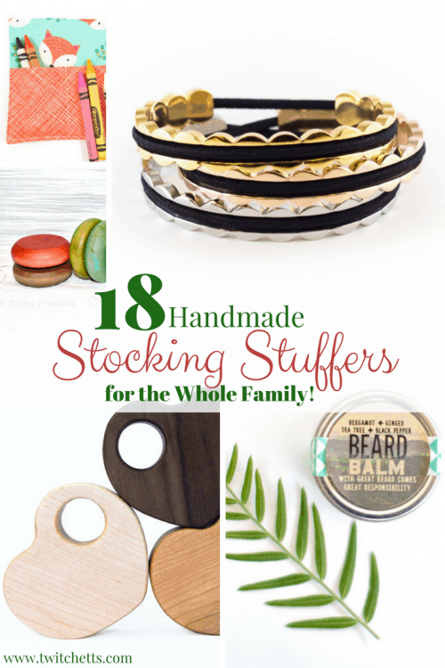 Handmade Gifts Under $15-A gift guide of unique gift ideas from Etsy shops. Perfect gifts for Christmas, Stockings, Easter Baskets, Teacher Appreciation or to top of a baby shower gift. Gift ideas for boys and girls. moms and dads!