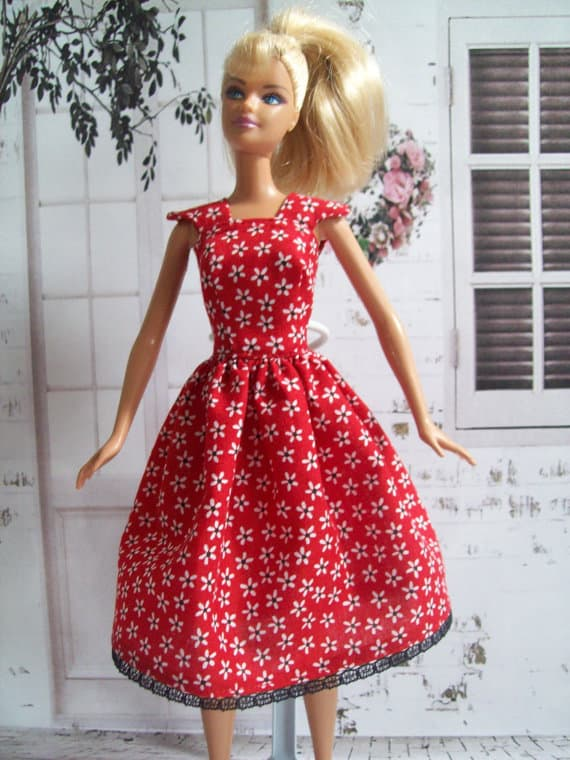 Barbie Clothes // MyLittleDollBoutique